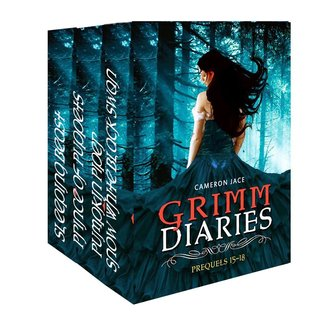 The Grimm Diaries Prequels volume 15 - 18: Snow White Black Swan, The Pumpkin Piper, Prince of Puppets, The Sleeping Swan