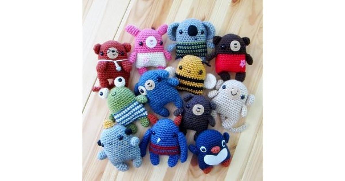 Download] Amigurumi Toy Box: Cute Crocheted Friends - Ana Paula ...   630x1200