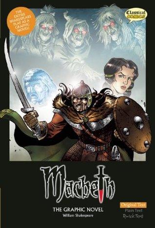 Macbeth: The Graphic Novel (Original Text)