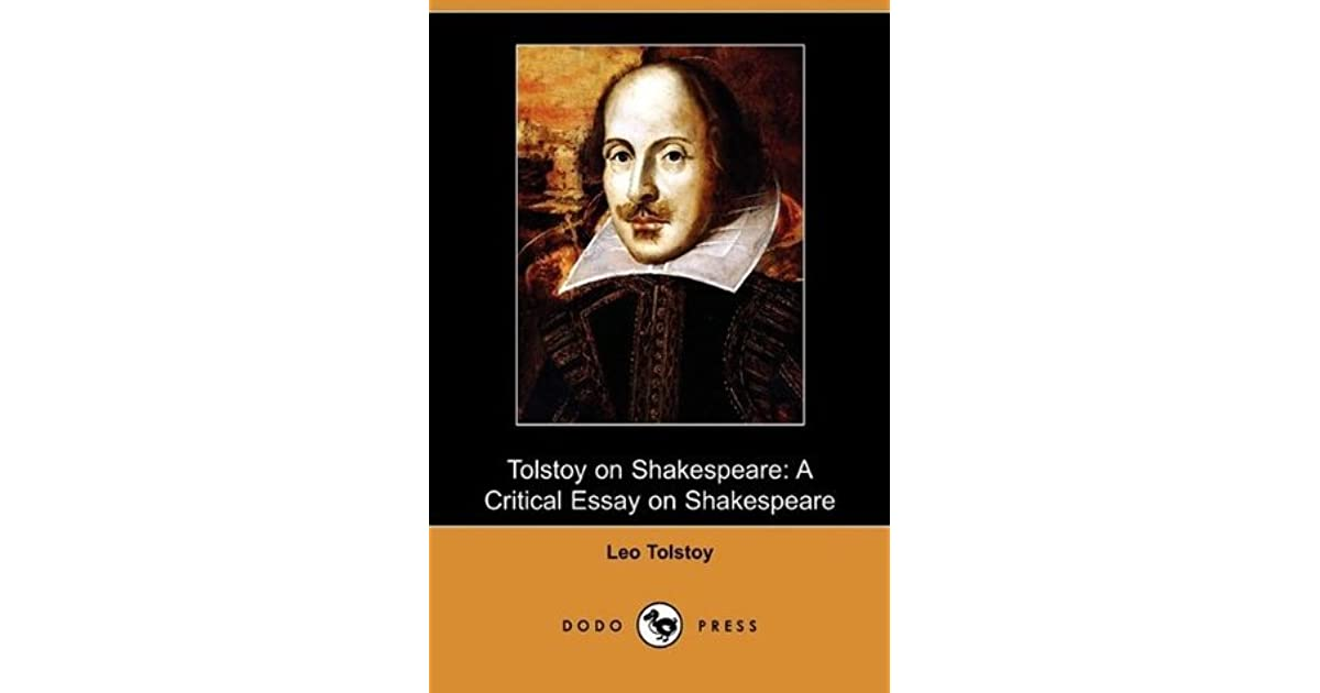 shakespeare as dramatist essay Free william shakespeare papers, essays, and research papers.