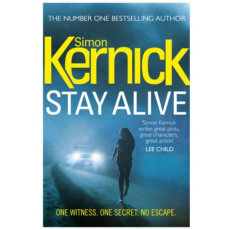 Stay Alive Movie Book
