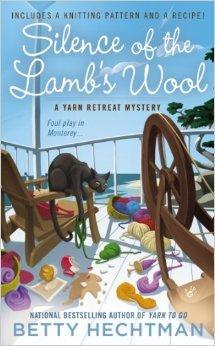 Silence of the Lamb's Wool (Yarn Retreat Mystery, #2)