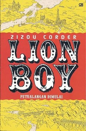 Lionboy (Lionboy Trilogy #1) b...