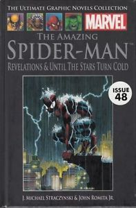Amazing Spider-Man: Revelations and Until The Stars Turn Cold