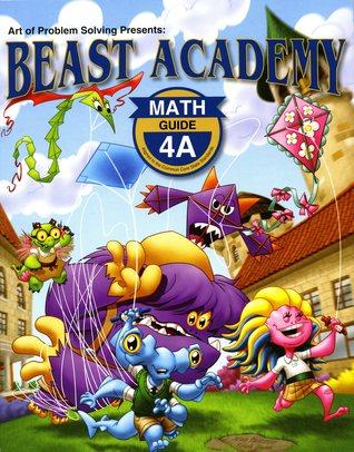 Beast Academy (Math Guide 4A)