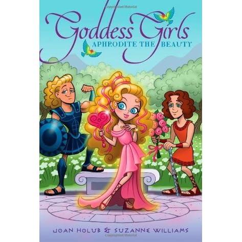 Ebook Aphrodite The Beauty Goddess Girls 3 By Joan Holub