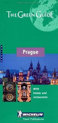 Michelin Green Guide Prague