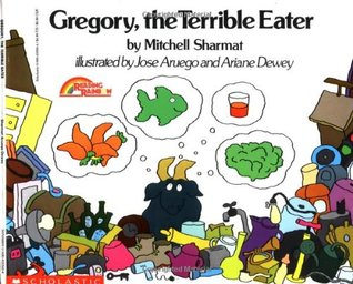 Gregory the Terrible Eater