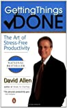 Book cover for Getting Things Done: The Art of Stress-Free Productivity