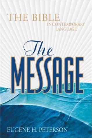 The Message Remix by Eugene H  Peterson