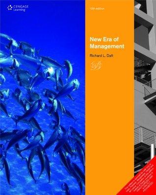 New Era Of Management By Richard L Daft