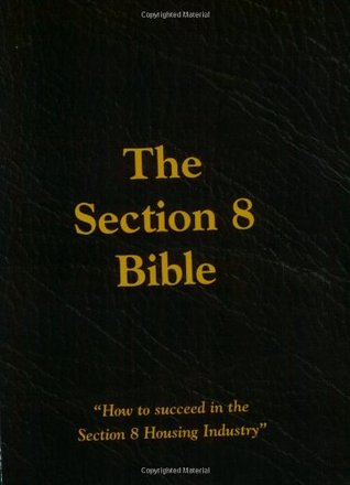 Section 8 Bible, Volume 1 by Michael  McLean