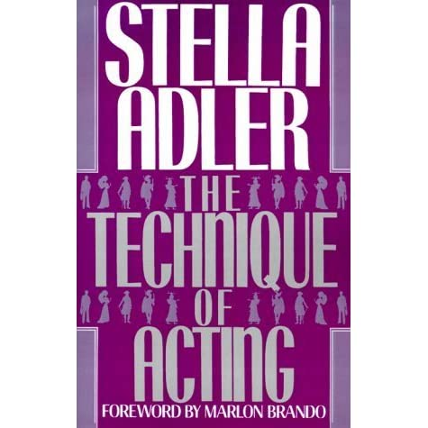 the technique of acting by stella adler pdf download