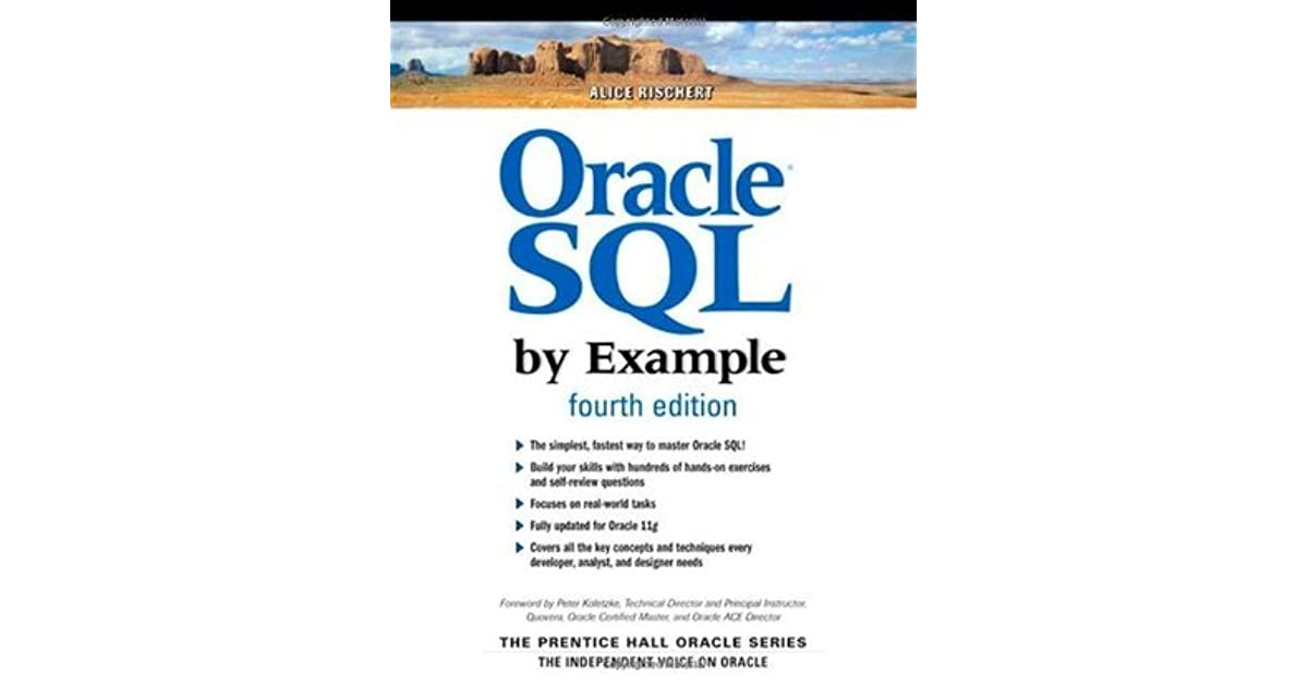 Oracle pl/sql by example by benjamin rosenzweig.