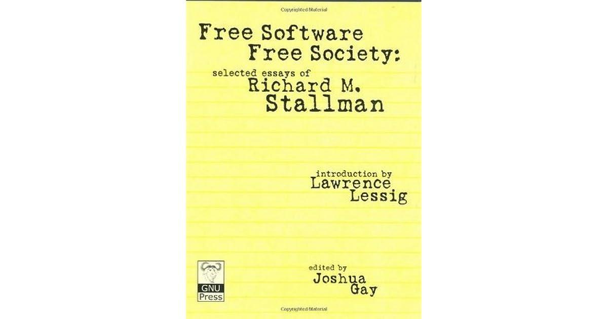 366cbc0f8 Free Software