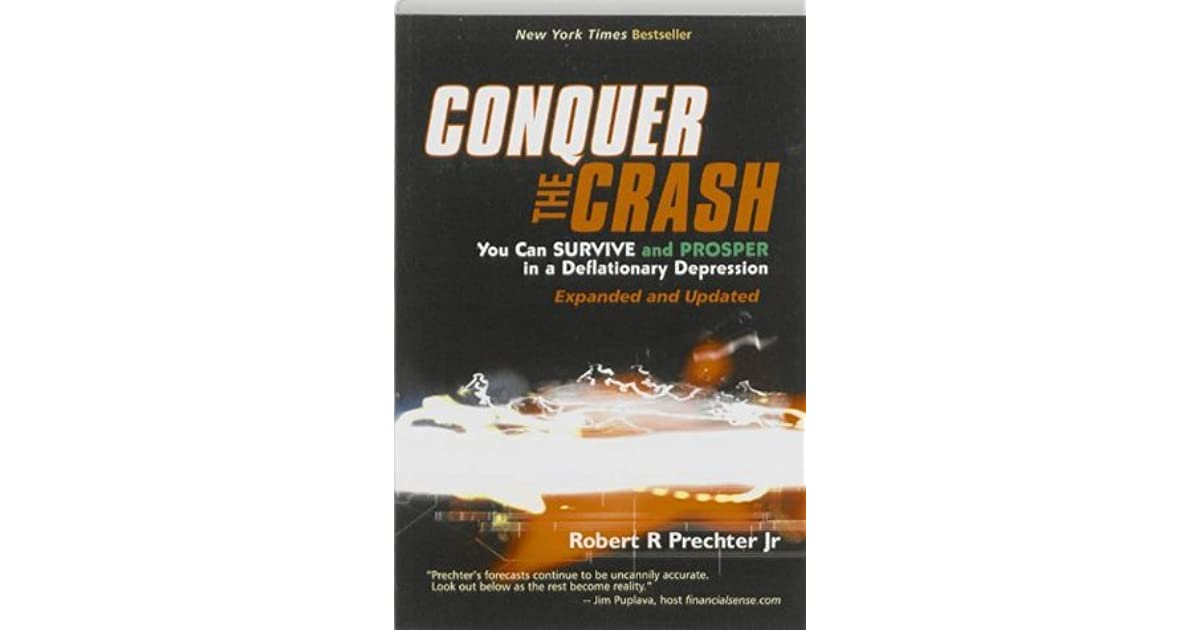 Robert Prechter Conquer The Crash Pdf