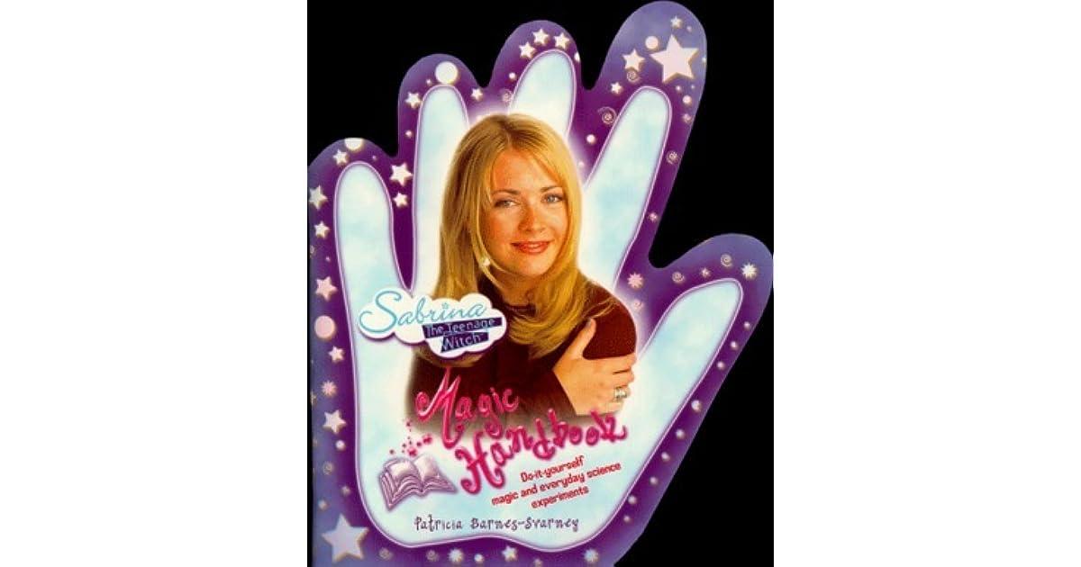 Sabrina, Skolens Heks Magic Handbook Af Patricia-2886