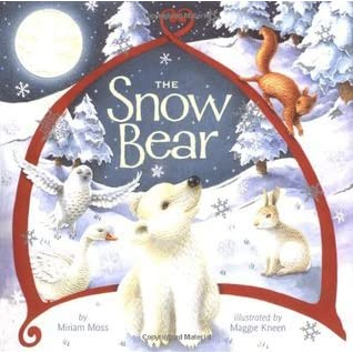 the snow bear by miriam moss reviews discussion. Black Bedroom Furniture Sets. Home Design Ideas