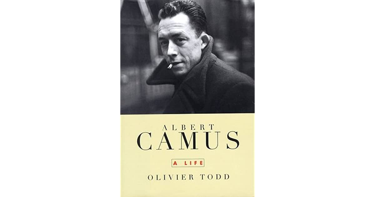 a biography of the life and times of albert camus Albert camus biography - albert camus was born on november 7th, 1913 in drean in french algeria to a pied-noir family his mother was of spanish decent and his father was lucien an.
