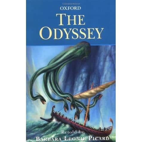 the odyssey discussion questions by book