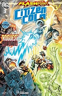 Flashpoint: Citizen Cold #3