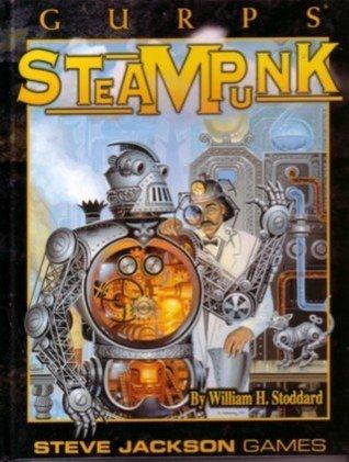 GURPS Steampunk Hardcover