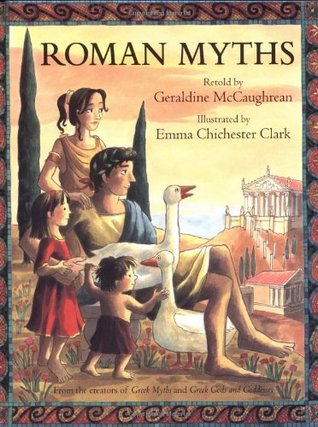 Roman Myths by Geraldine McCaughrean