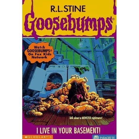 live in your basement goosebumps 61 by r l stine reviews