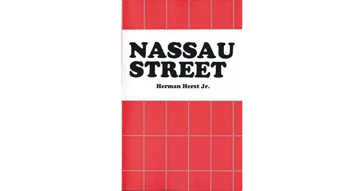 Nassau Street By Herman Herst Jr