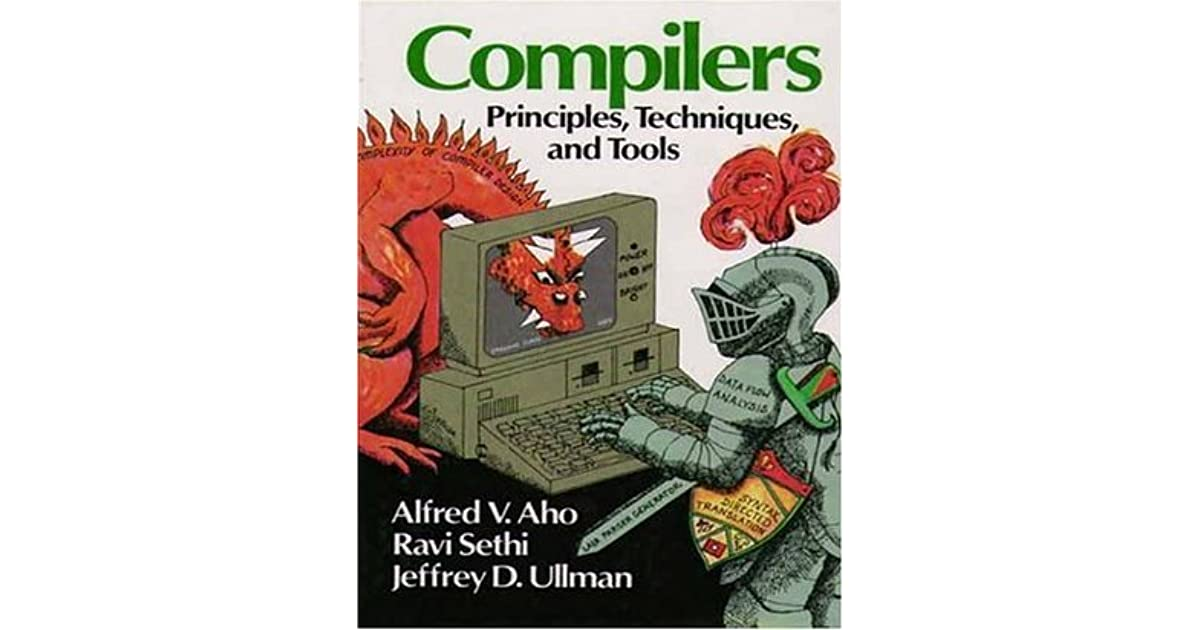 Compilers Principles Techniques And Tools Ebook