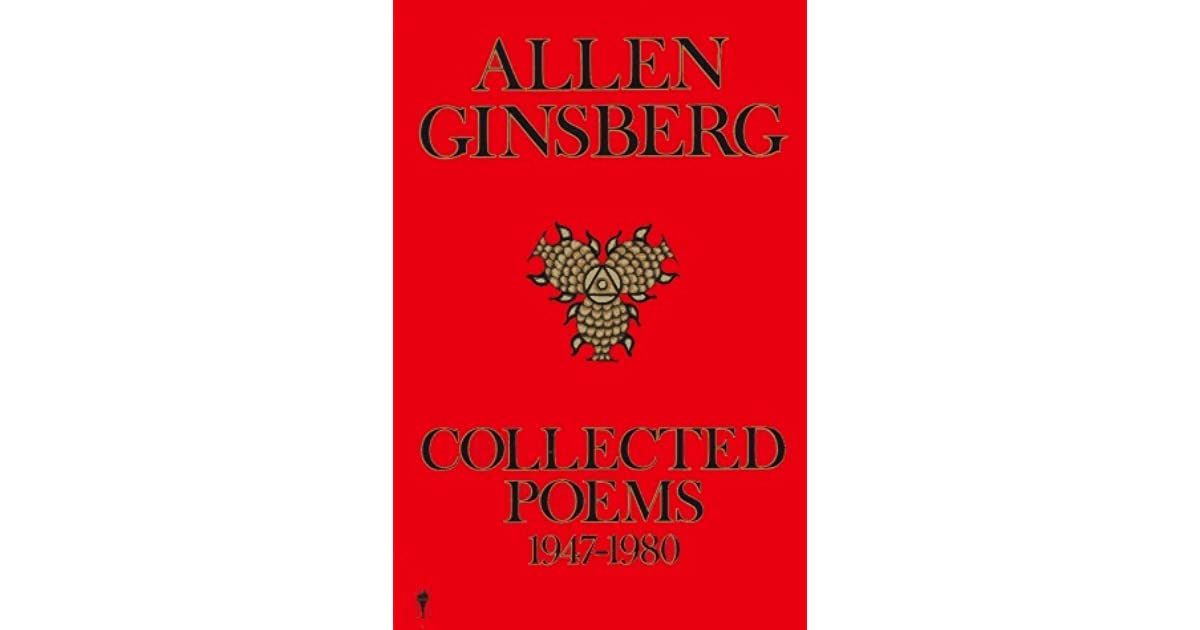 Collected poems 1947 1980 by allen ginsberg sciox Choice Image