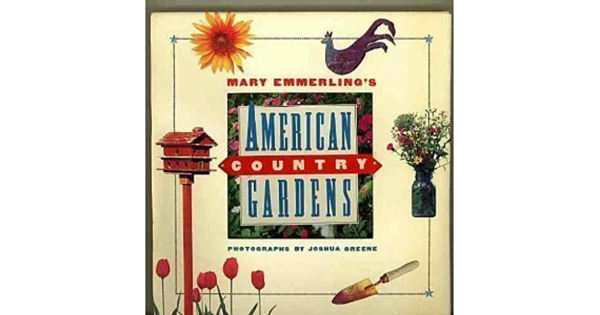 Mary Emmerlings American Country Christmans List Book