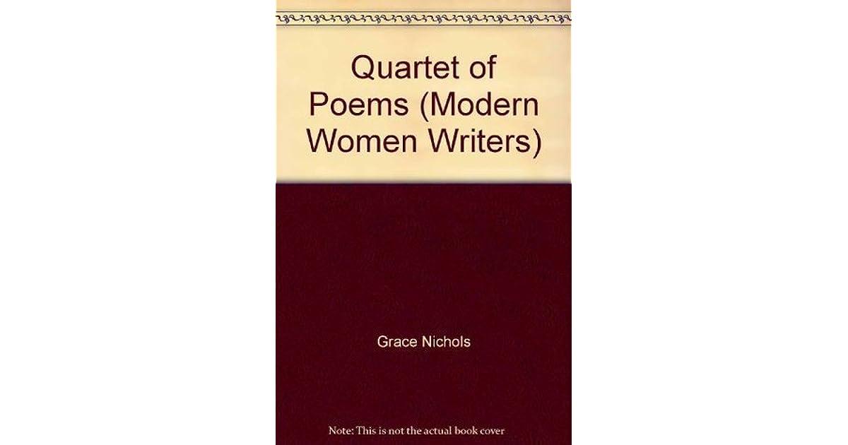 Quartet Of Poems By Grace Nichols