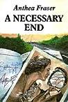 A Necessary End (David Webb, #2)