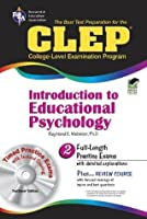 CLEP Introduction to Educational Psychology w/ CD-ROM (CLEP Test Preparation)