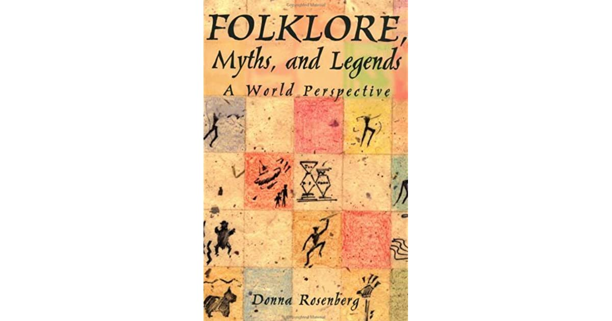 Folklore myths and legends by donna rosenberg fandeluxe Gallery
