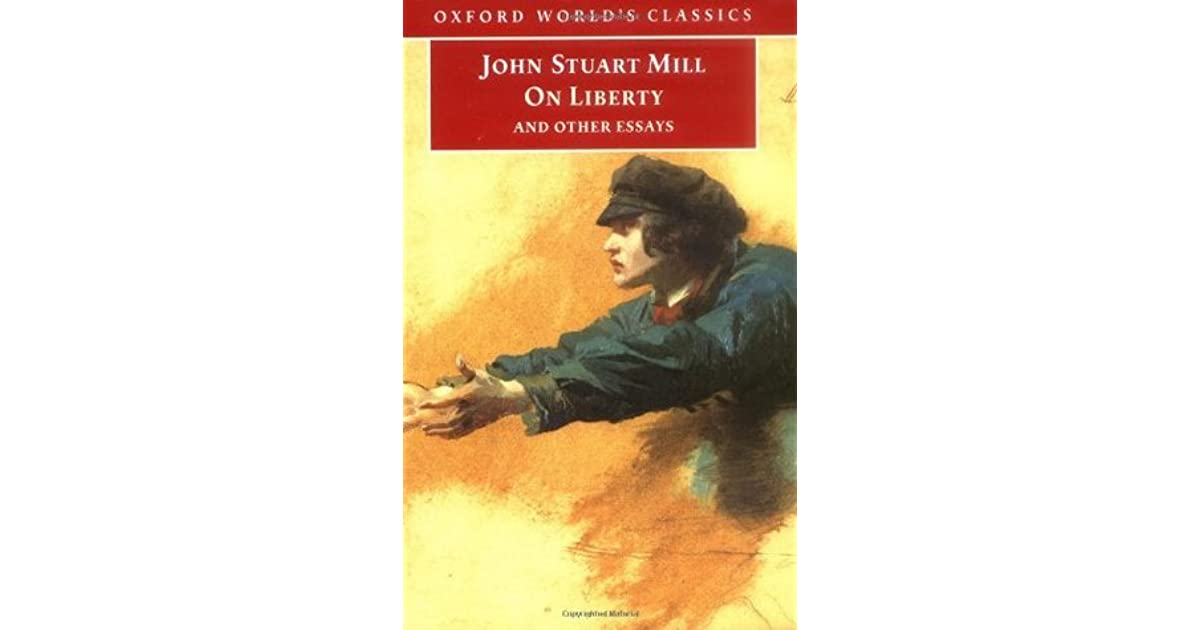 john stuart mill essays