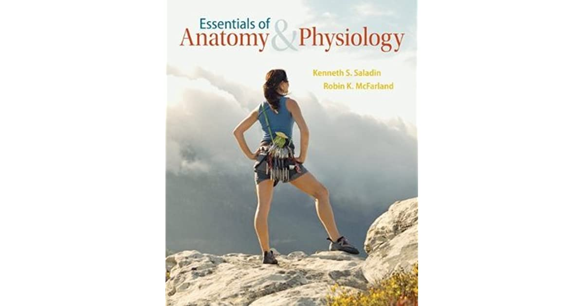 Essentials Of Anatomy Physiology With Connect Plus Access Card
