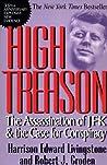 High Treason by Robert J. Groden