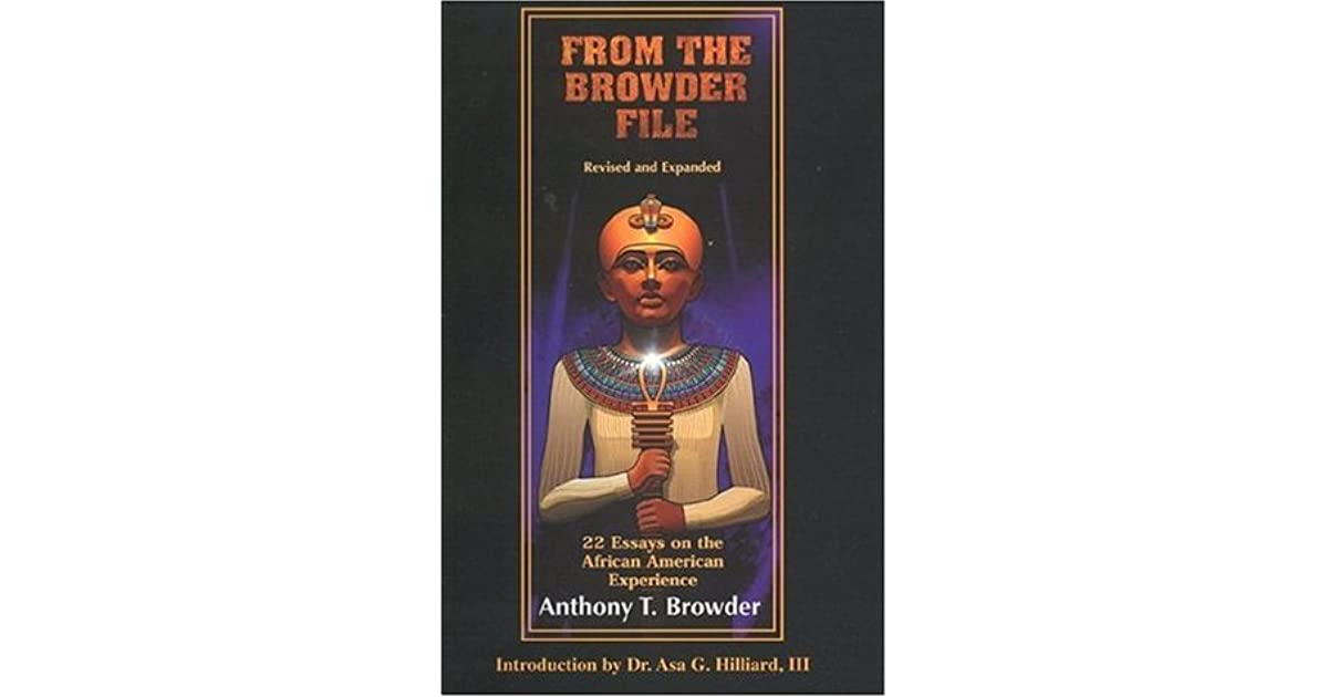 great african american essays