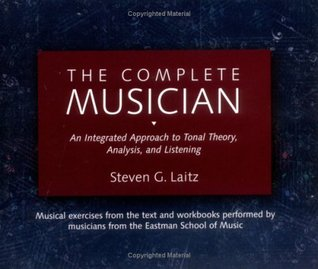 The Complete Musician 8-CD Boxed Set: An Integrated Approach to Tonal Theory, Analysis, and Listening
