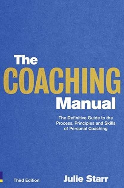 the coaching manual by julie starr rh goodreads com the coaching manual julie starr pdf Sewing Julie Starr