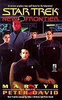 St New Frontier #5 Martyr (Star Trek: New Frontier)