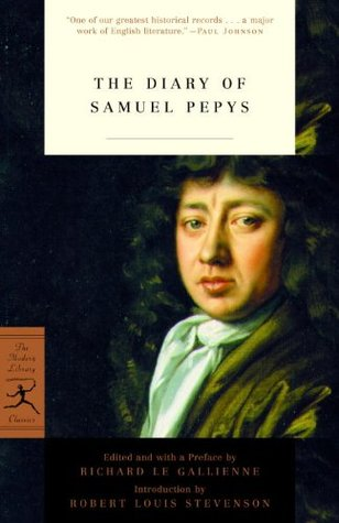 The Diary of Samuel Pepys (Modern Library Classics)
