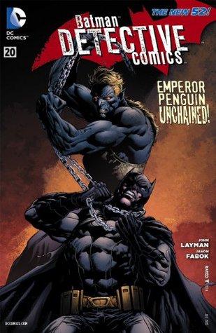 Batman Detective Comics #20