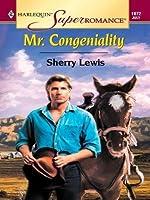 Mr. Congeniality (Harlequin Super Romance)