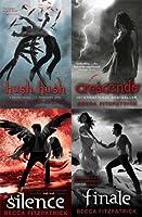 The Complete Hush, Hush Saga: includes Hush, Hush; Crescendo; Silence and Finale
