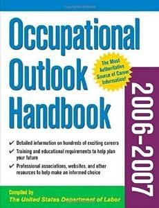 Occupational Outlook Handbook, 2006-2007 edition (Occupational Outlook Handbook (Mcgraw))