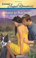 Home to Harmony (Harlequin Super Romance)