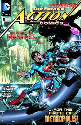 Superman – Action Comics (2011-2016) #8